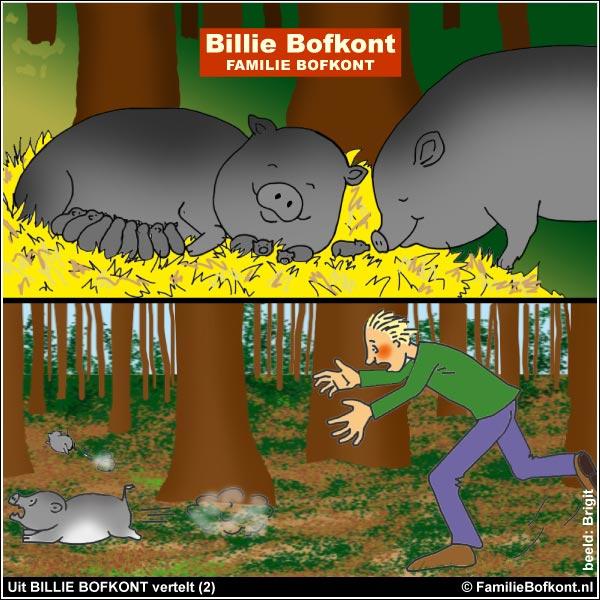 Uit BILLIE BOFKONT vertelt (2)